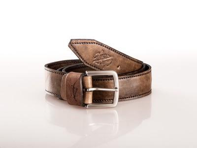 Cinturón cremallera